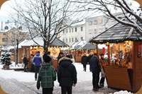 Christmas Market in Brixon