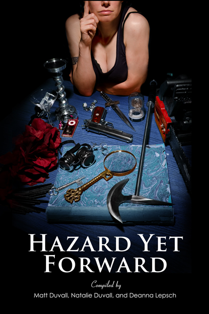 Book Cover: Hazard Yet Forward