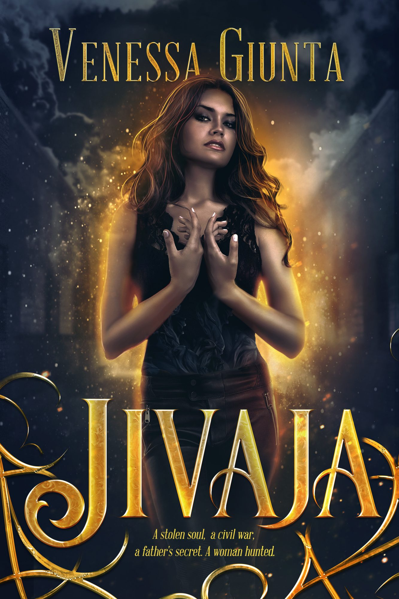 Book Cover: Jivaja (Soul Cavern Series 1)