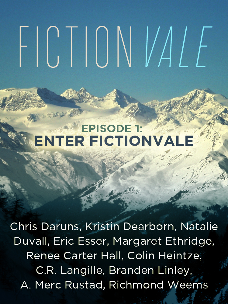 Book Cover: Fictionvale Episode 1: Enter Fictionvale