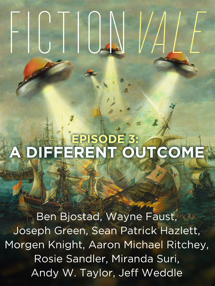 Book Cover: Fictionvale Episode 3 - A Different Outcome
